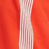 Armani Men's EA7 Lines Orange Short Sleeve T-Shirt - Laurelled