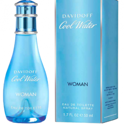 Davidoff Cool Water Woman Eau de Toilette - Laurelled
