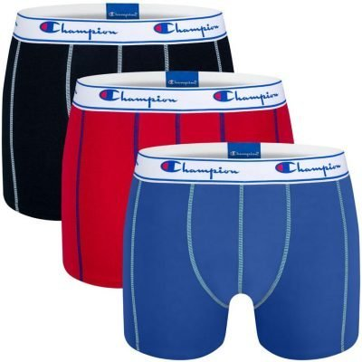 LEGACY PLAIN BOXER 3-PACK - Laurelled