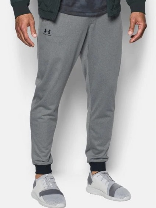 UNDER ARMOUR SPORTSTYLE PANTS MENS - Laurelled
