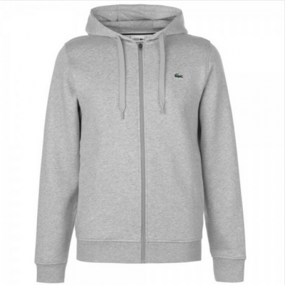 Sport Men's Plain Jacket Grey - Laurelled