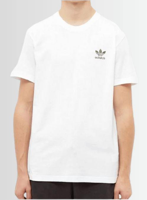 ADIDAS ORIGINALS CAMO T-SHIRT MENS - Laurelled