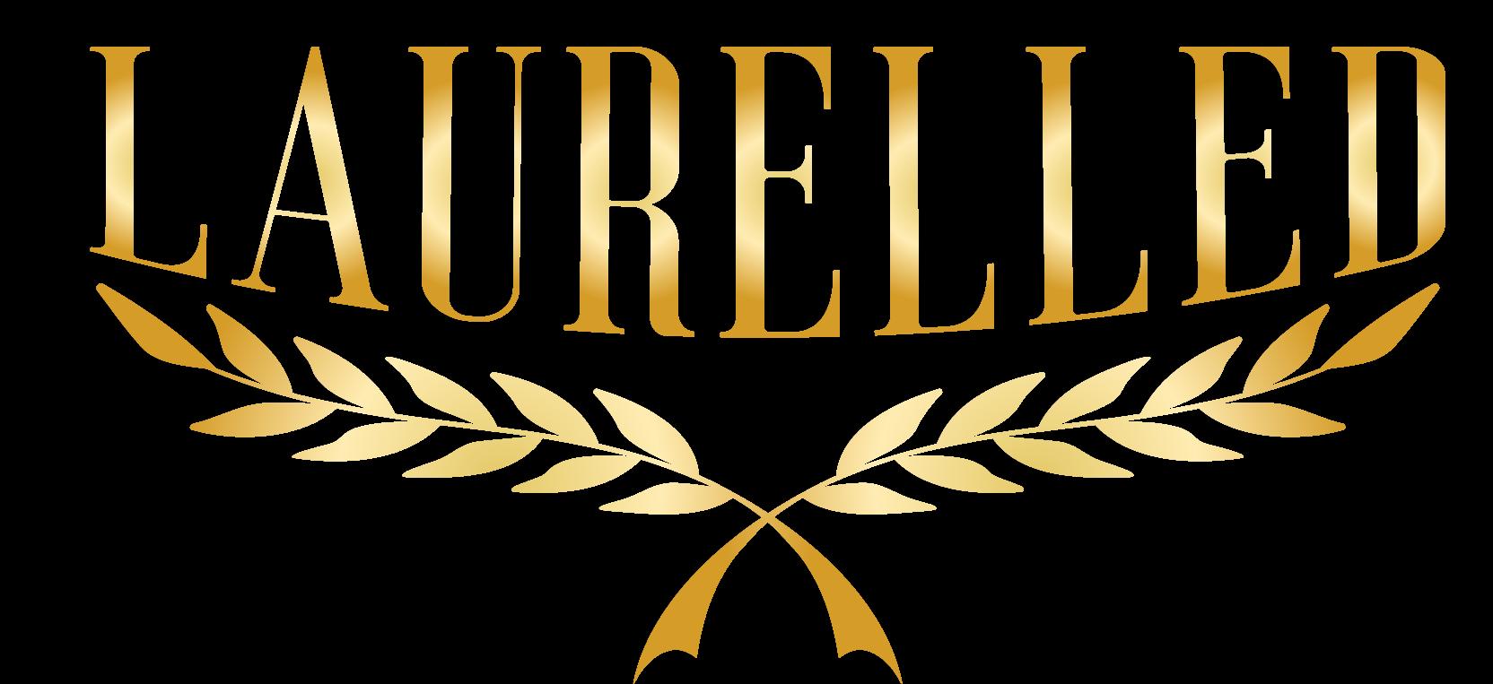 Laurelled