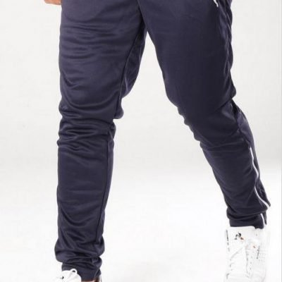 PUMA DRY CELL TRACKSUIT BOTTOMS SLIM FIT MENS - Laurelled