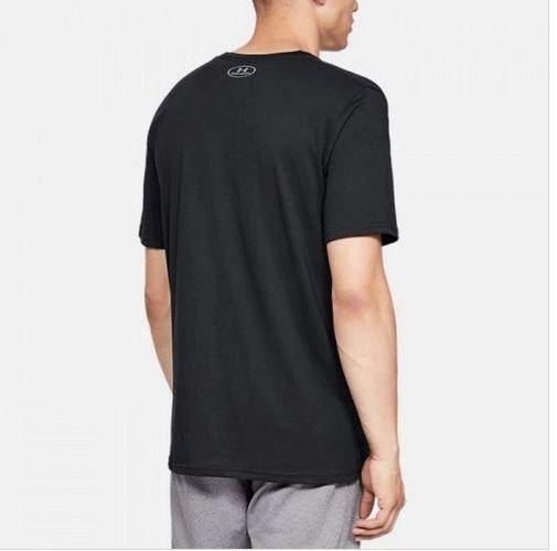 UNDER ARMOUR SPORTSTYLE T-SHIRT MENS - Laurelled